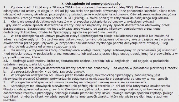 Regulamin 7