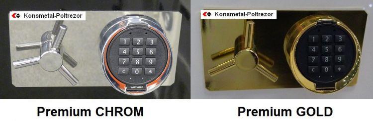 Stylizacja PREMIUM CHROM oraz PREMIUM GOLD